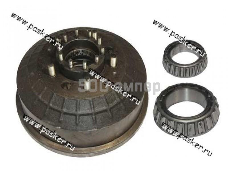 Ступица Соболь 2217-3104004 задняя в сборе с тормозным барабаном 33255