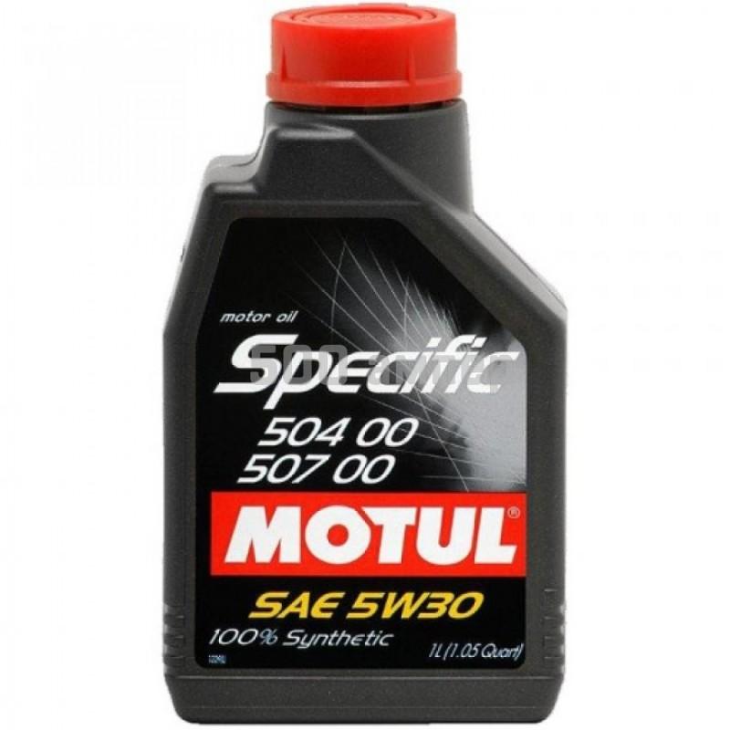 Масло Motul Specific VW 5W30 1л 12777