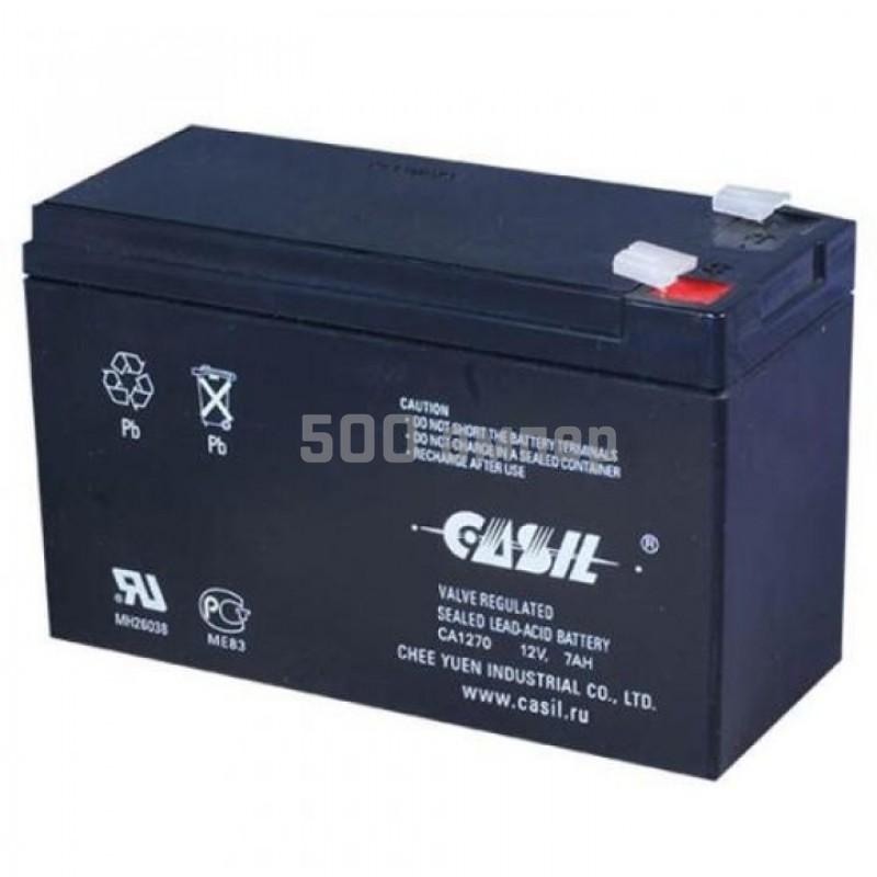 Аккумулятор Casil 12V 7Ah (CA1270) 10071