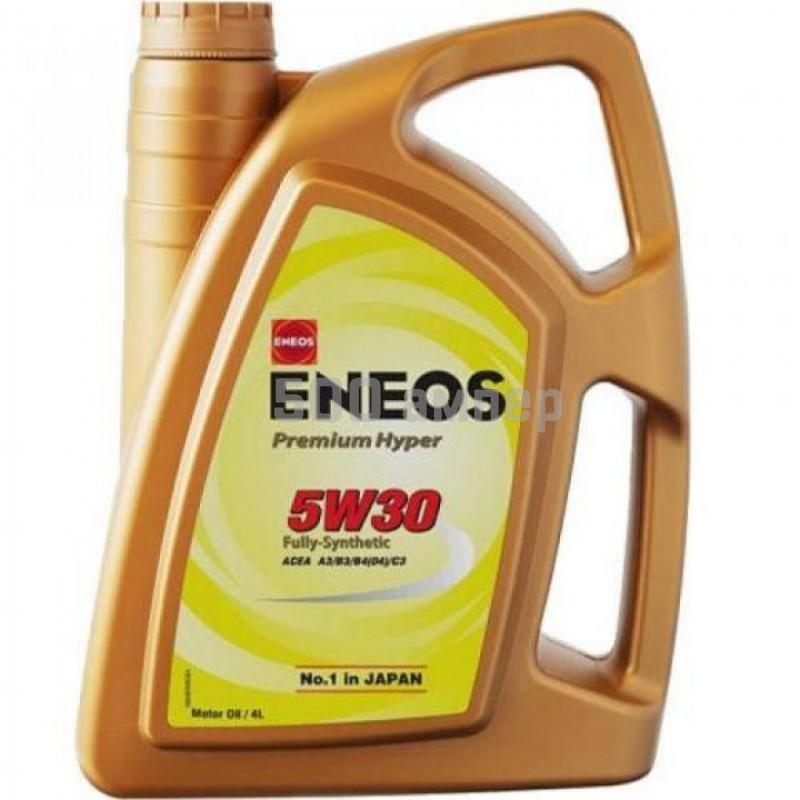 Масло ENEOS Premium Hyper 5w30 4л 7540