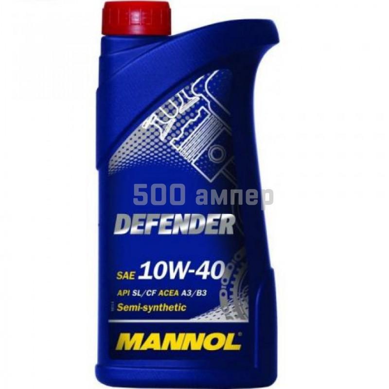 Масло Mannol St. Defender 10w40 1л 7827
