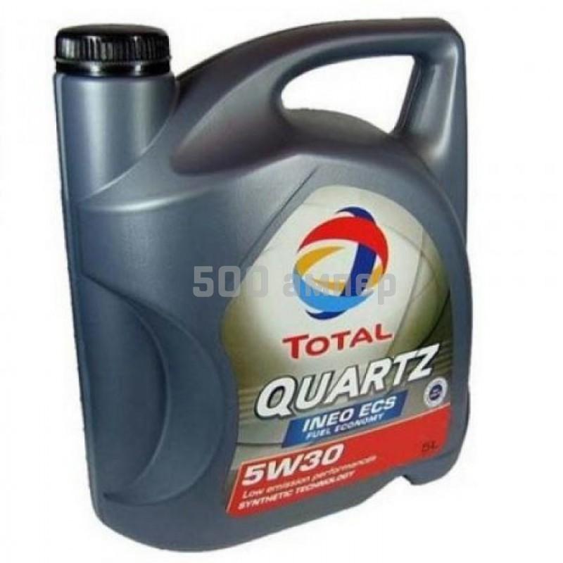 Масло Total Quartz Ineo ECS 5W30 5Л 8707