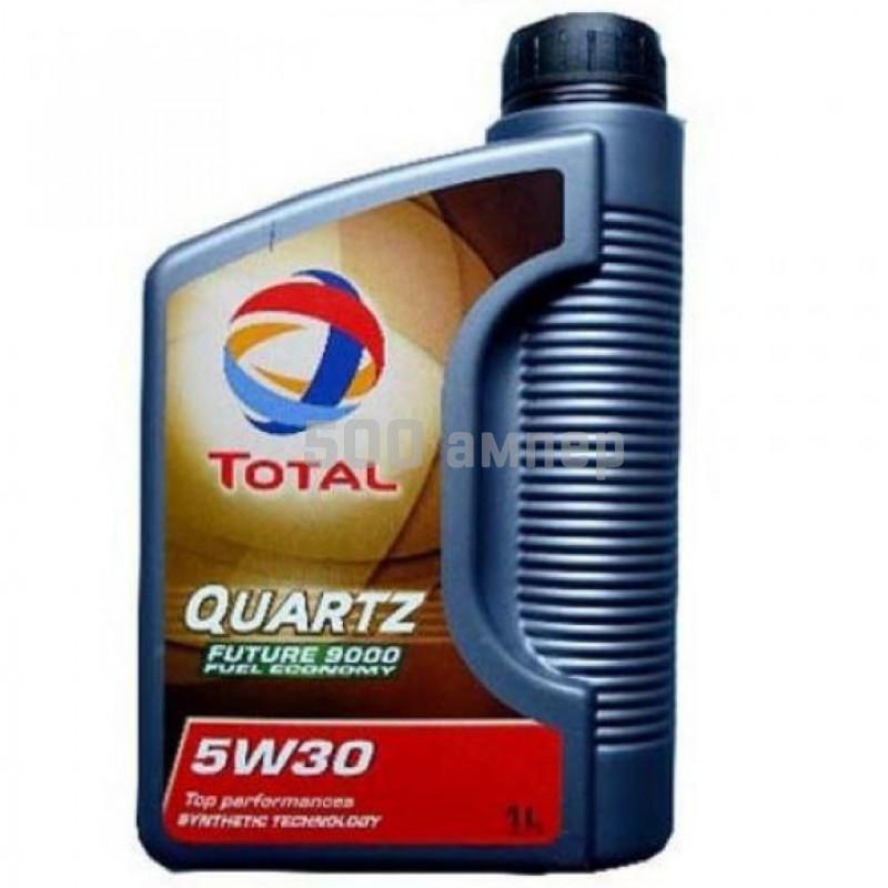 Масло Total Quartz 9000 Future 5W-30 1л 3676
