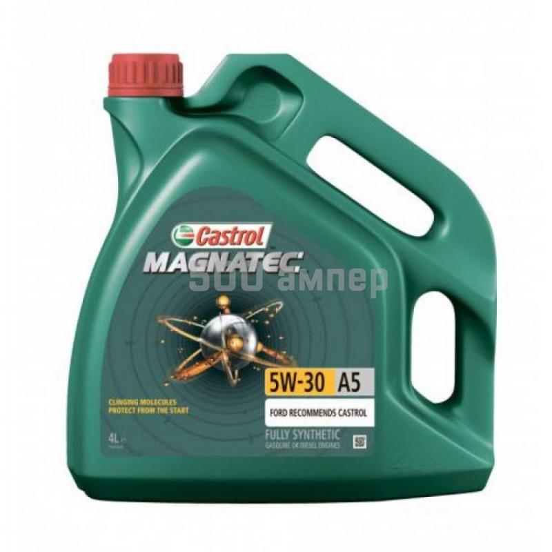 Масло Castrol Magnatec 5W30 4л 7578