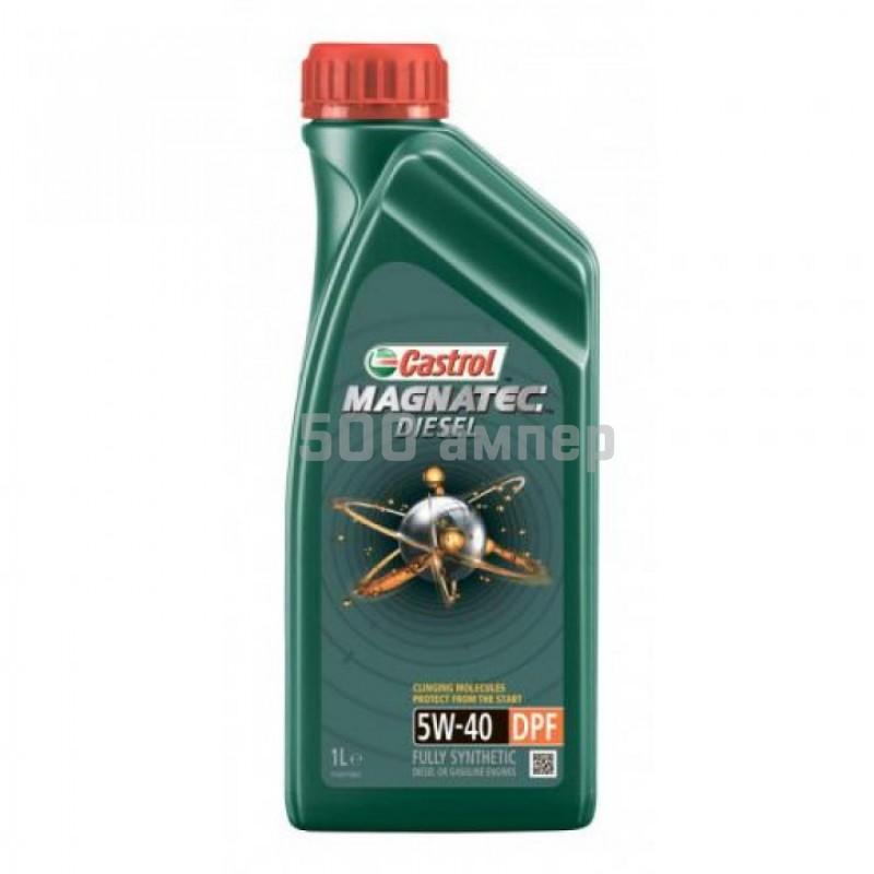 Масло Castrol Magnatec Diesel 5W40 1л 3528