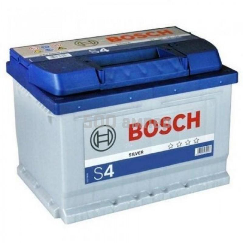 Аккумулятор Bosch S4 008 74 Ah 680 A (-+) (574 012 068) 9780