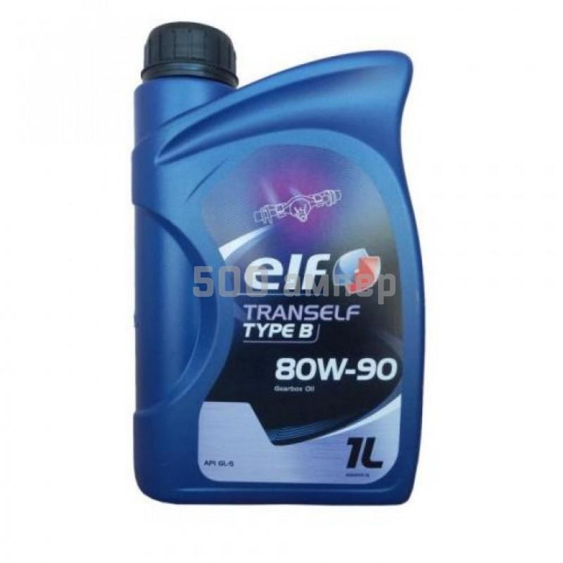 Масло ELF TYP B 80w90 1л 9394