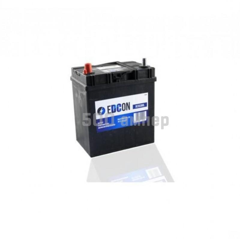 Аккумулятор Edcon 35Ah 300A (+-) DC35300L DC35300L_EDC