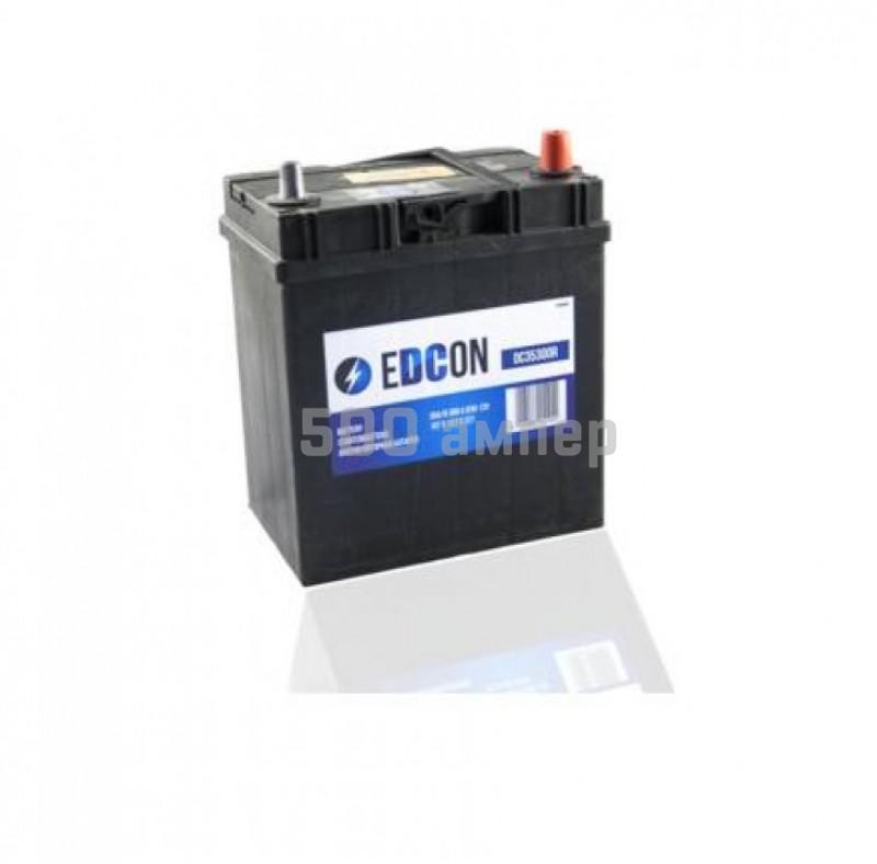 Аккумулятор Edcon 35Ah 300A (-+) DC35300R DC35300R_EDC