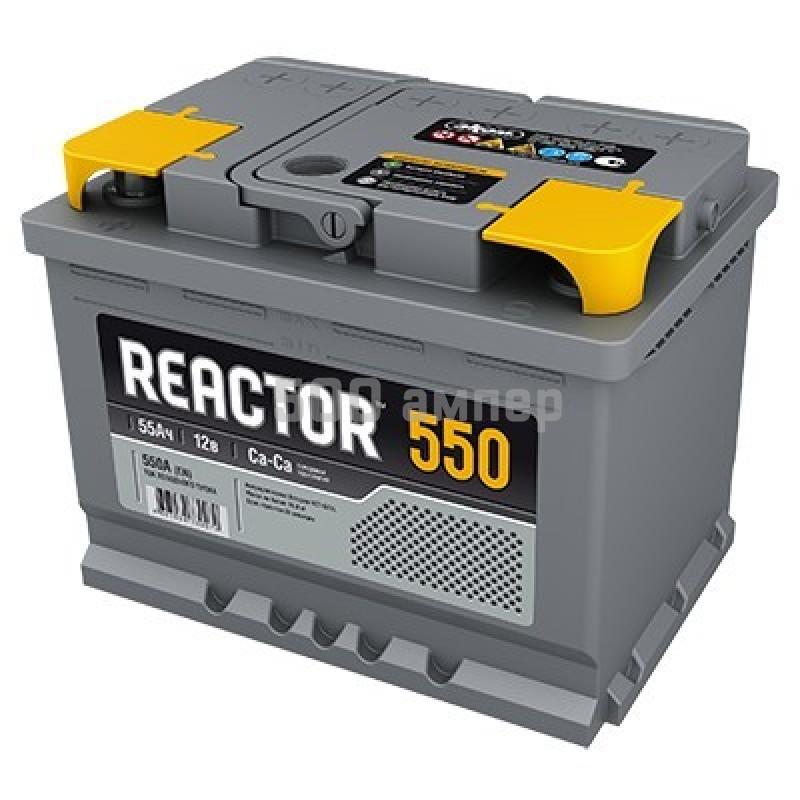 Аккумулятор Reactor 55Ah 15245