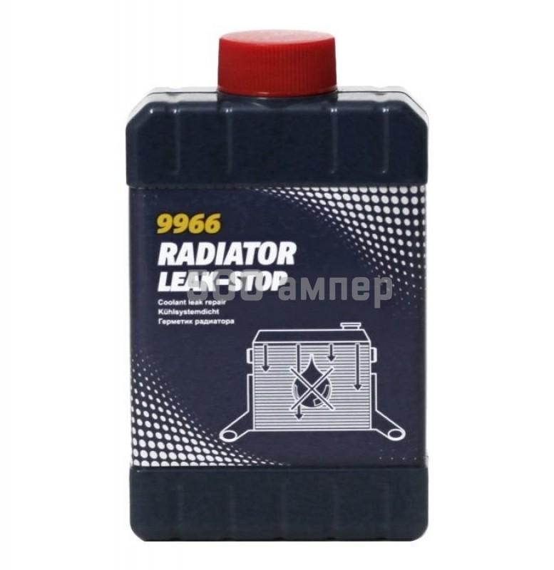 Герметик радиатора Mannol Radiator Leak-Stop 325ml 9966 2168