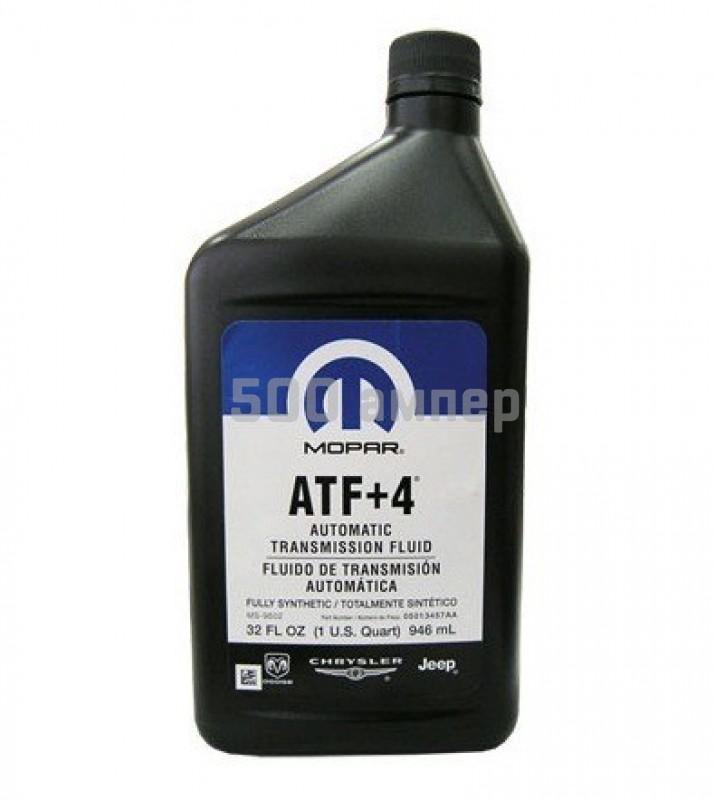 Масло Mopar ATF+ 4 1л 6794