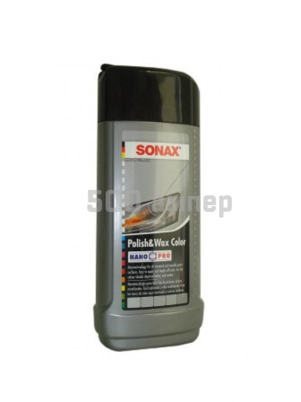 Sonax Полироль цветная с воском ( 296 341 ) 9619