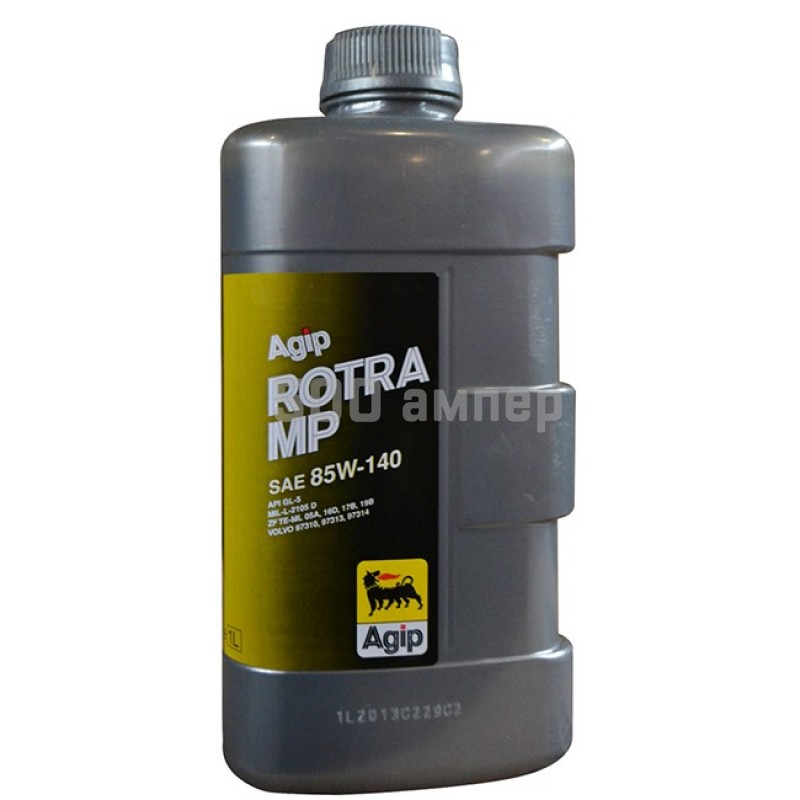 Трансмиссионное масло Agip ROTRA MP GL-5 85W-140 1л 11622