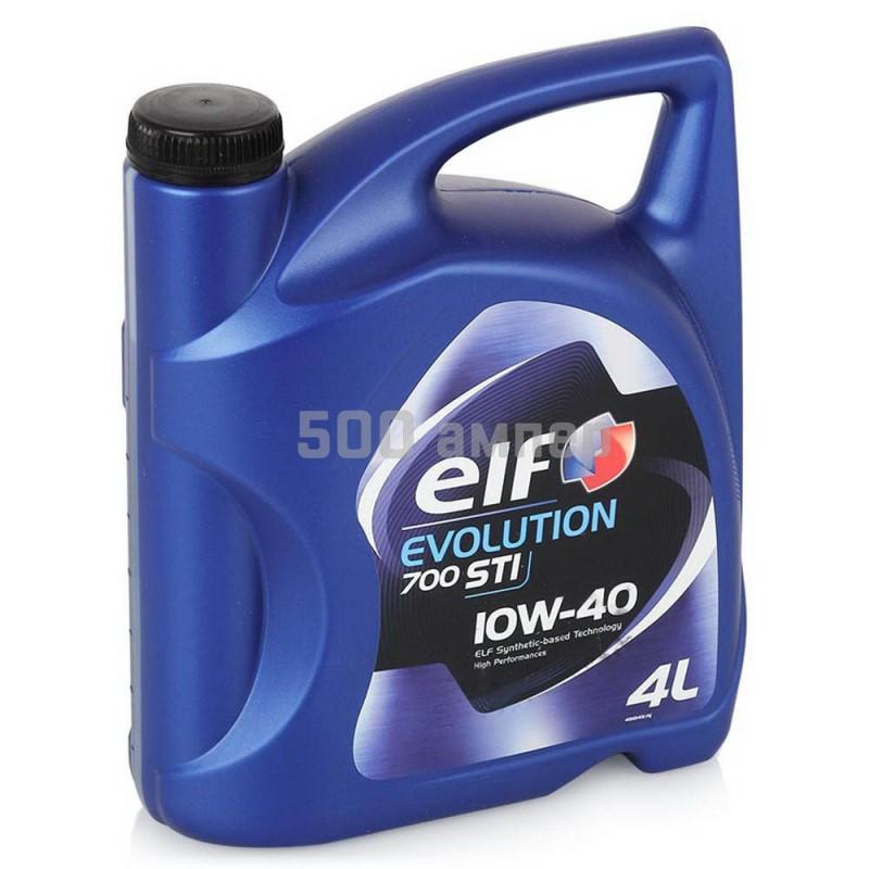 Масло ELF STI 10w40 4л 3579