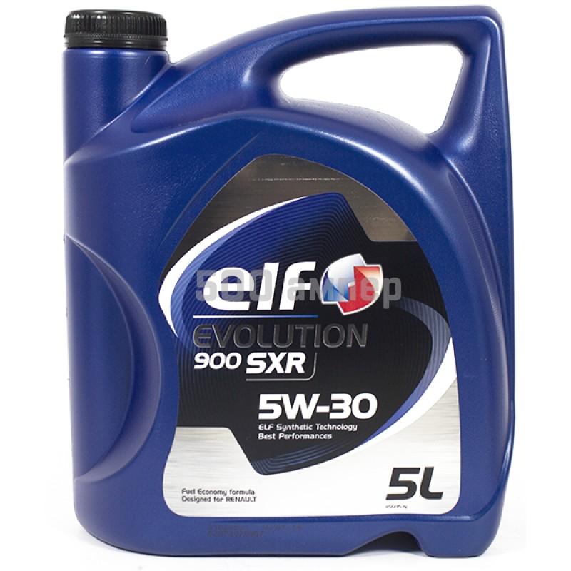 Масло ELF Evolution 900 SXR 5W-30 5л 9367