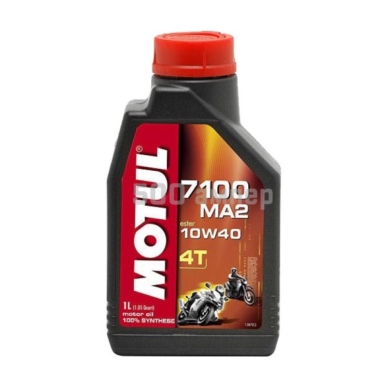MOTUL 7100 4T 10w40 1л 10010