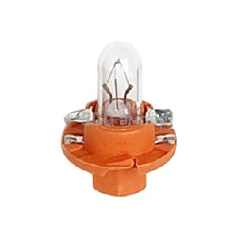 Лампа OSRAM 12V 1.1W оранжевый цоколь (2473MFX6) 6992