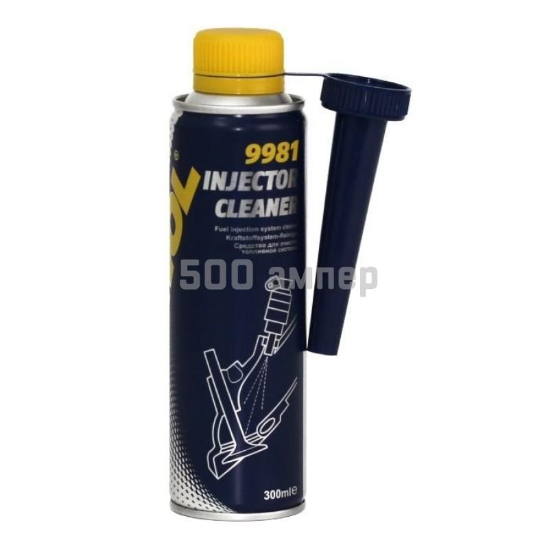 Очиститель инжектора SCT Injector Cleaner 9981 4009