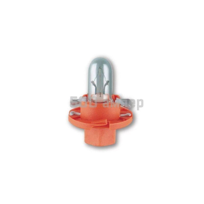 Лампа Narva 12V 1.1W оранжевый цоколь (17046) 3346