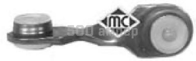 Шток вилки переключения передач Metalcaucho (04326)