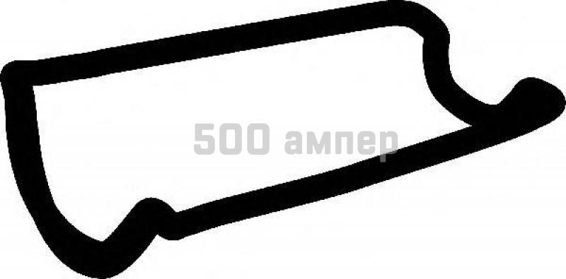 Прокладка, масляный поддон CORTECO (026324P)