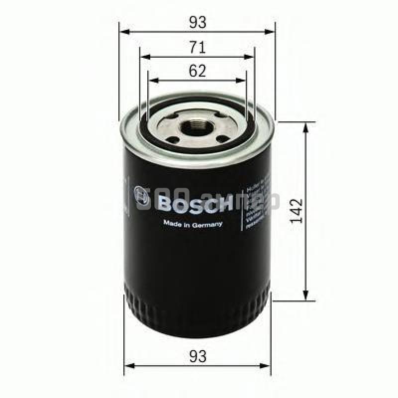 Масляный фильтр BOSCH (0 451 203 005)