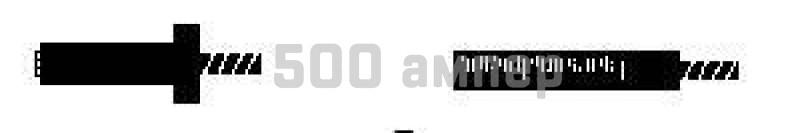 Трос, управление сцеплением LuK (490 1270 30)