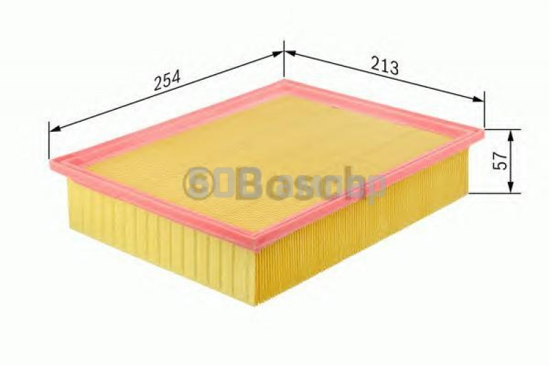 Воздушный фильтр BOSCH (1 457 433 310)
