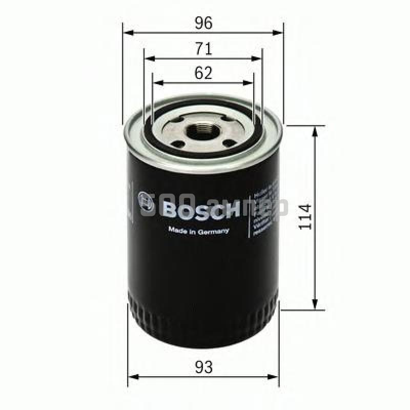 Масляный фильтр BOSCH (0 451 103 217)