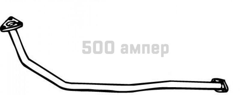 Труба выхлопного газа WALKER (13096)