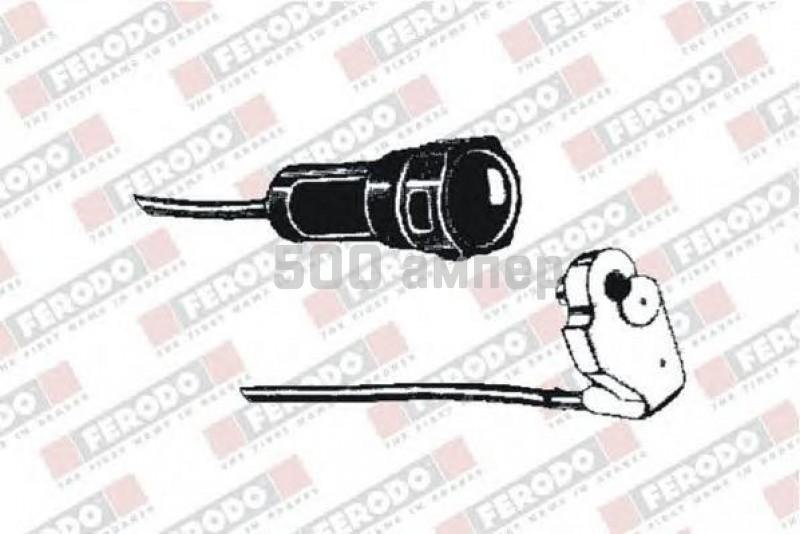 Сигнализатор, износ тормозных колодок FERODO (FWI222)