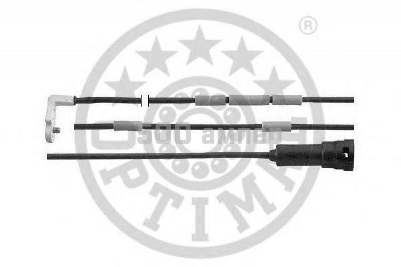 Сигнализатор, износ тормозных колодок OPTIMAL (WKT-50056K)