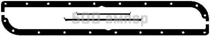 Комплект прокладок, масляный поддон AJUSA (59004800)
