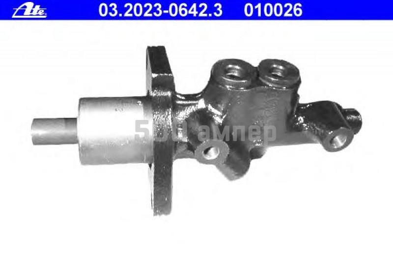 Главный тормозной цилиндр ATE (03.2023-0642.3)