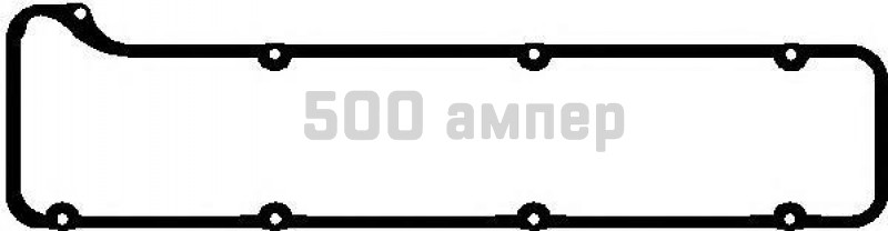 Прокладка, крышка головки цилиндра AJUSA (11030700)
