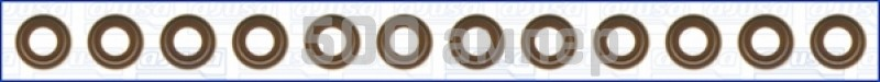 Комплект прокладок, стержень клапана AJUSA (57014300)