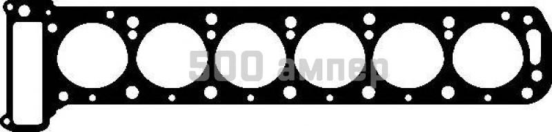 Прокладка, головка цилиндра CORTECO (414816P)