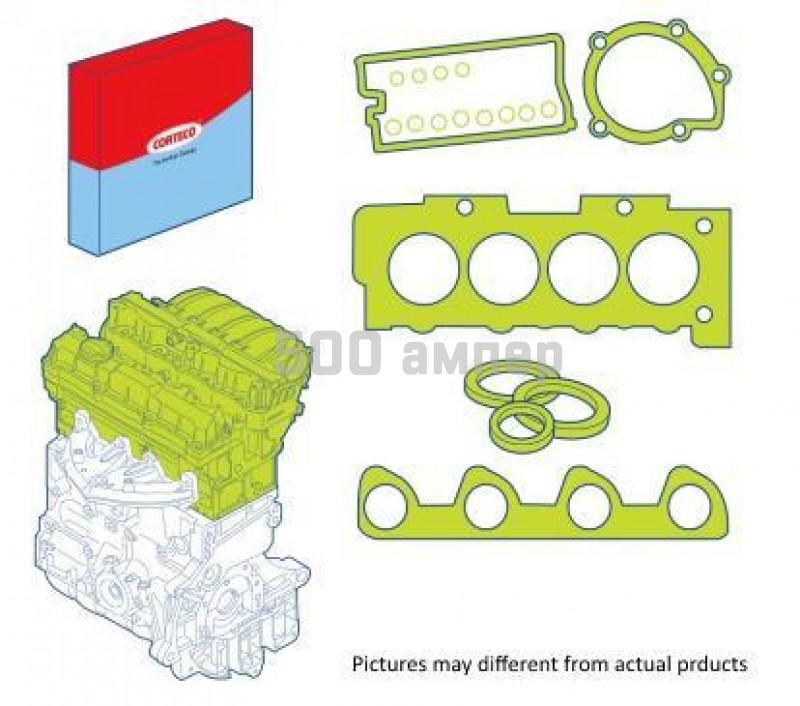 Комплект прокладок, головка цилиндра CORTECO (418616P)