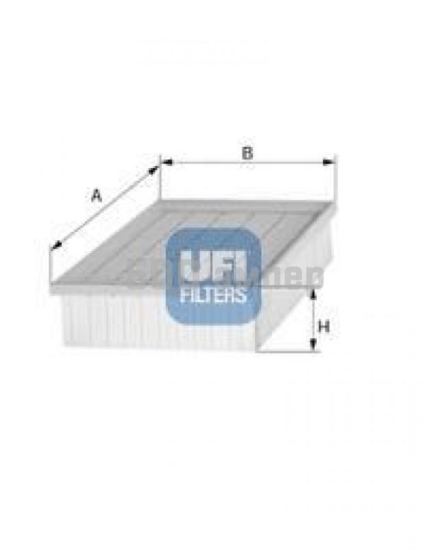 Воздушный фильтр UFI (30.944.00)